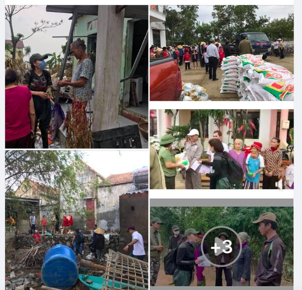 Mẹ Hà Hồ cuối cũng đã nói rõ về chuyện Trấn Thành chuyển 6,45 tỷ tiền cứu trợ miền Trung kèm hình ảnh, thông tin minh bạch - Ảnh 4.