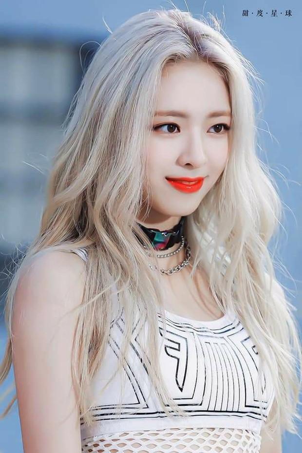 Idol định nghĩa combo cao - đẹp - tóc vàng hoe trong Kpop: Rosé - Yuna như công chúa, đại diện BTS - SEVENTEEN gây bất ngờ - Ảnh 6.