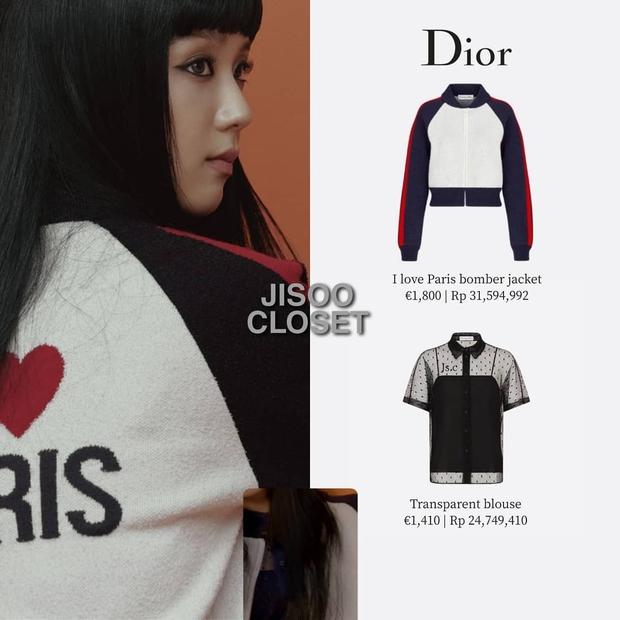 Trả lời nhanh: Muốn mặc đồ Dior đẹp như Jisoo thì phải mất tầm bao nhiêu tiền? - Ảnh 4.