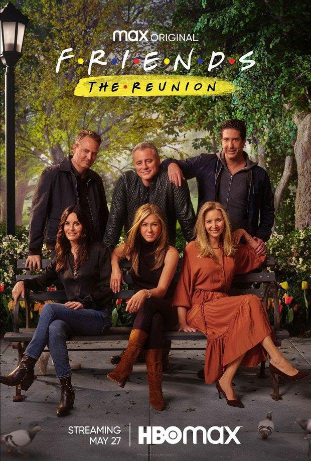Dàn cast Friends không nén nổi xúc động, bật khóc ngay khi trở về trường quay năm nào - Ảnh 6.