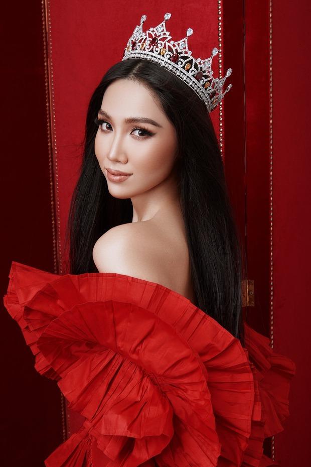 Hoa hậu Chuyển giới Đỗ Nhật Hà chính thức lên sóng cuộc thi ảnh online Miss Universe Vietnam 2021! - Ảnh 4.