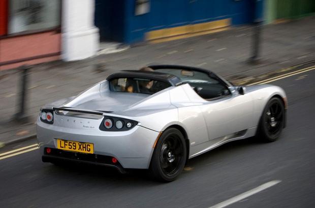 Chiếc xe điện đầu tiên của tỉ phú giàu nhất thế giới: Khỏe ngang Ferrari mà rẻ hơn một nửa - vẫn chìm vào quên lãng!  - Ảnh 2.