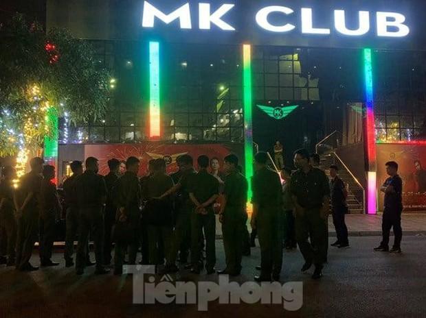 Khởi tố 8 đối tượng tổ chức cho hơn 300 dân chơi bay lắc ở quán bar lớn nhất Thái Bình - Ảnh 1.