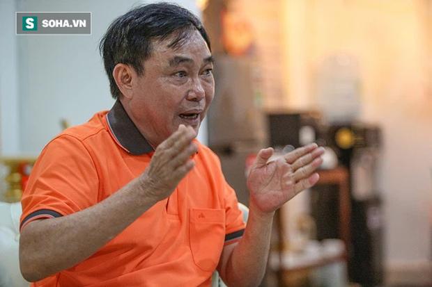 Ông Huỳnh Uy Dũng: Tôi xem một đoạn livestream của Phương Hằng rồi đi thắp hương - Ảnh 2.