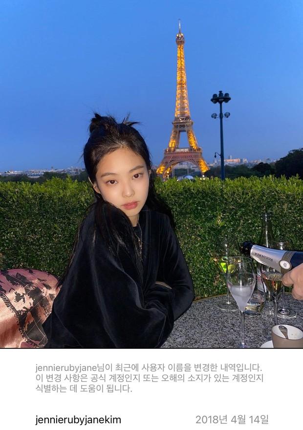 Netizen xôn xao với phong cách đặt tên Instagram của BLACKPINK, Jisoo một phát ăn luôn, nhưng có một cái tên thật sự khác biệt! - Ảnh 2.