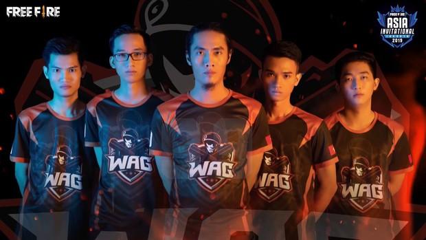 """WAG.Peo gửi lời tới huyền thoại Dark: """"Hãy giành lấy vinh quang về cho cộng đồng Free Fire Việt"""" - Ảnh 2."""