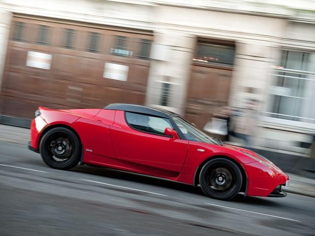Chiếc xe điện đầu tiên của tỉ phú giàu nhất thế giới: Khỏe ngang Ferrari mà rẻ hơn một nửa - vẫn chìm vào quên lãng!  - Ảnh 6.