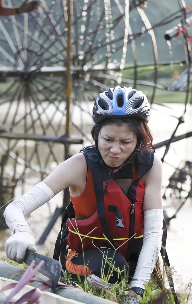 Trước khi vướng drama gặp anh em xã hội, Trang Khàn từng là nhân tố gây tranh của Cuộc Đua Kỳ Thú - Ảnh 2.