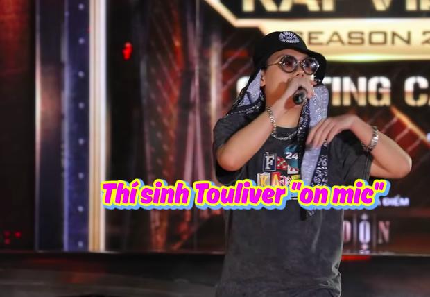 Touliver hoang mang khi trông thấy anh em sinh đôi casting Rap Việt mùa 2 - Ảnh 1.