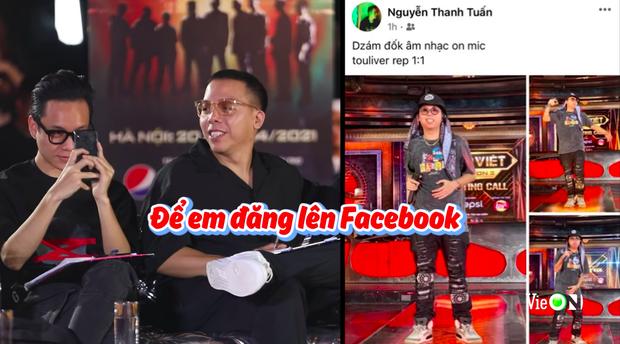Touliver hoang mang khi trông thấy anh em sinh đôi casting Rap Việt mùa 2 - Ảnh 3.