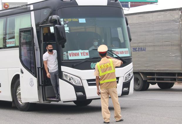 Từ 0h ngày 27/5, dừng di chuyển công nhân lao động từ tỉnh, vùng có dịch vào Vĩnh Phúc - Ảnh 1.