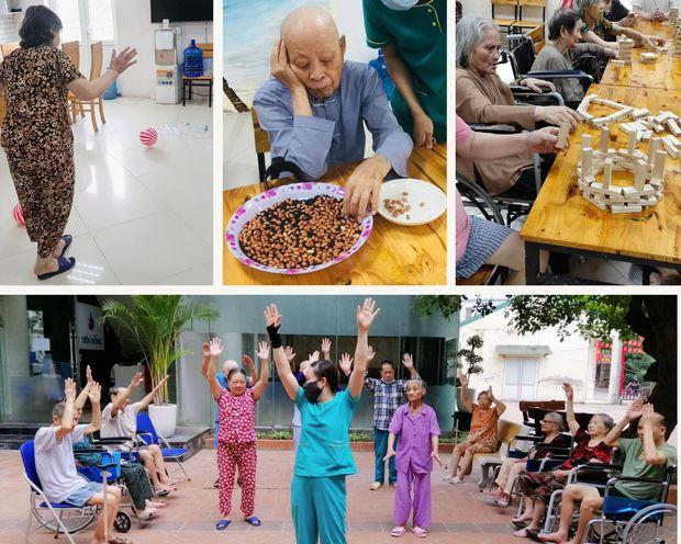 Bộ ảnh bắt trend MV Trốn Tìm đáng yêu hết nấc: Các cụ ở trung tâm dưỡng lão rất thích Đen Vâu - Ảnh 8.