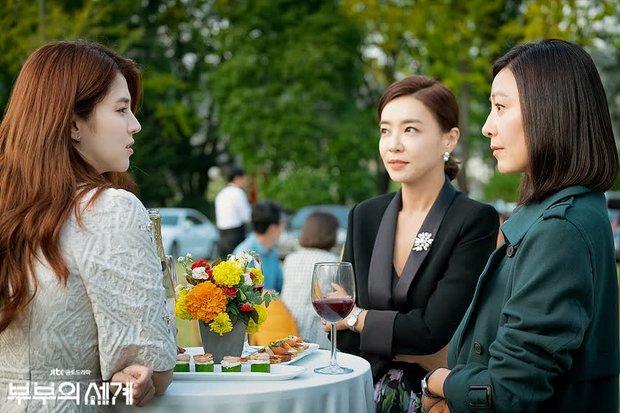 4 tiểu tam gây kinh hãi trên màn ảnh Hàn: Ác nữ drama Mine hóa ra còn hiền chán - Ảnh 3.