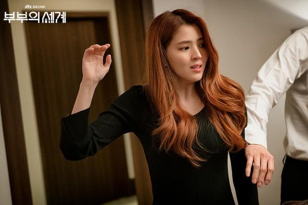 4 tiểu tam gây kinh hãi trên màn ảnh Hàn: Ác nữ drama Mine hóa ra còn hiền chán - Ảnh 4.