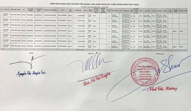 Trấn Thành chính thức tung loạt giấy tờ sao kê chuyển 6,45 tỷ từ thiện cho mẹ Hà Hồ, làm rõ chuyện chậm giải ngân 2 tháng - Ảnh 3.