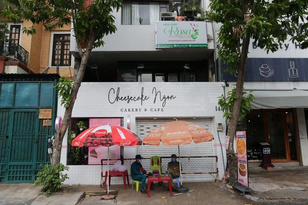TP.HCM: Phong tỏa 2 địa điểm của 1 tiệm bánh tại phường Thảo Điền vì liên quan ca nghi nhiễm Covid-19 - Ảnh 1.