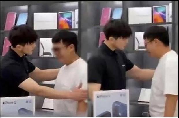 Vừa tặng bạn gái iPhone 12 thì bị đá, thanh niên tới cửa hàng Apple khóc lóc xin hoàn lại tiền - Ảnh 2.