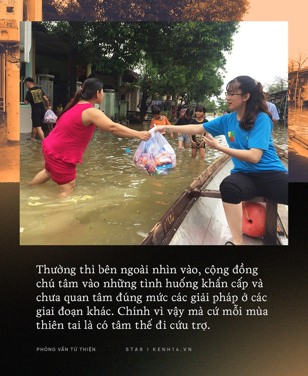 Lê Thế Nhân - Chủ tịch tổ chức CODES Việt Nam: Việc đọng quỹ một thời gian dài lên án thì dễ, hợp tác để tìm kiếm giải pháp tiếp tục tương trợ xã hội mới là điều nên làm - Ảnh 4.