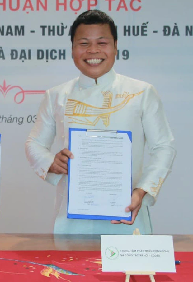 Lê Thế Nhân - Chủ tịch tổ chức CODES Việt Nam: Việc đọng quỹ một thời gian dài lên án thì dễ, hợp tác để tìm kiếm giải pháp tiếp tục tương trợ xã hội mới là điều nên làm - Ảnh 2.