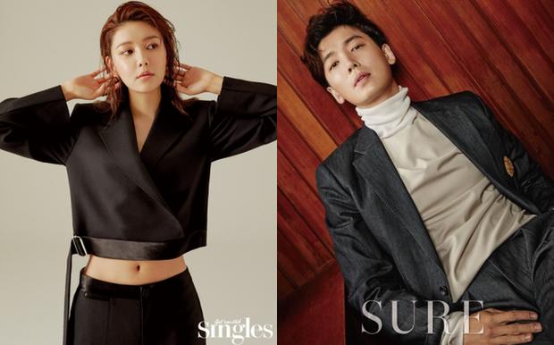 Mnet chọn ra những cặp đôi đình đám nhất Kbiz: Chuyện tình 9 năm của Sooyoung - Jung Kyung Ho vượt cả Hyun Bin - Son Ye Jin - Ảnh 2.