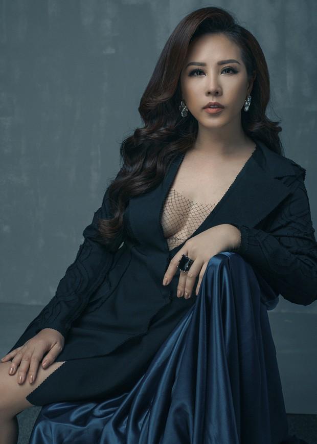Vy Oanh lên tiếng căng đét trước tin đồn lộ ảnh sex, gọi thẳng tên vợ cũ của ông xã đại gia, Hoa hậu Thu Hoài và bà Hằng đối chất - Ảnh 7.