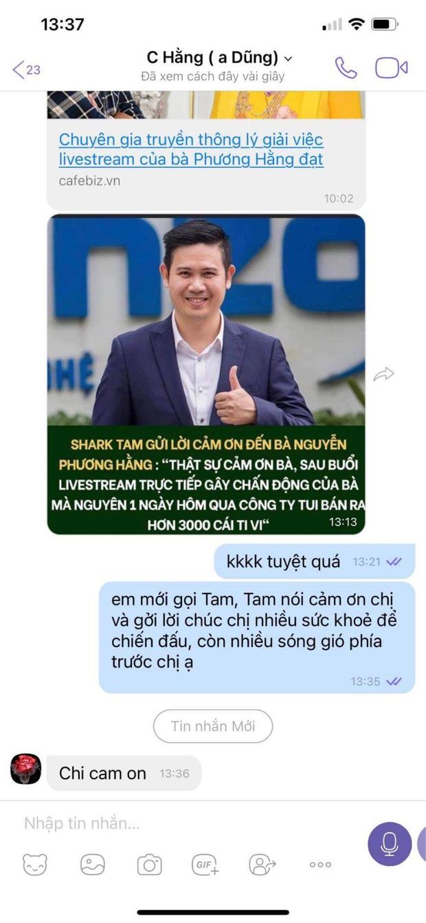 Chủ tịch bán 3000 tivi/ ngày: Người ta coi bà Phương Hằng như xem bóng đá, nếu nghĩ đây là quảng cáo thì không được sang - Ảnh 2.