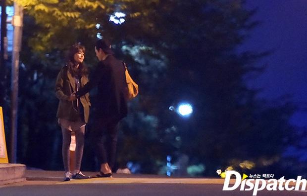 Mnet chọn ra những cặp đôi đình đám nhất Kbiz: Chuyện tình 9 năm của Sooyoung - Jung Kyung Ho vượt cả Hyun Bin - Son Ye Jin - Ảnh 4.