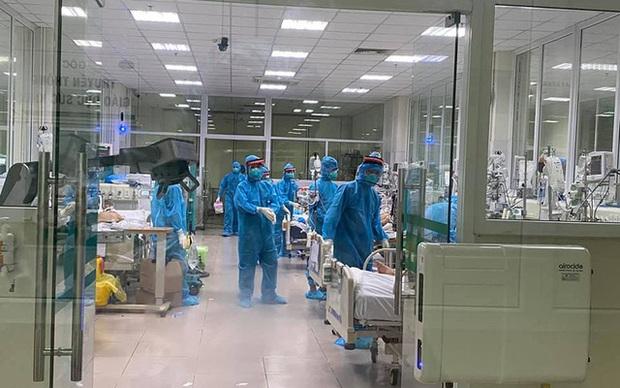 10 ca mắc COVID-19 tử vong trong đợt dịch thứ 4 tại Việt Nam, người trẻ nhất 34 tuổi - Ảnh 3.