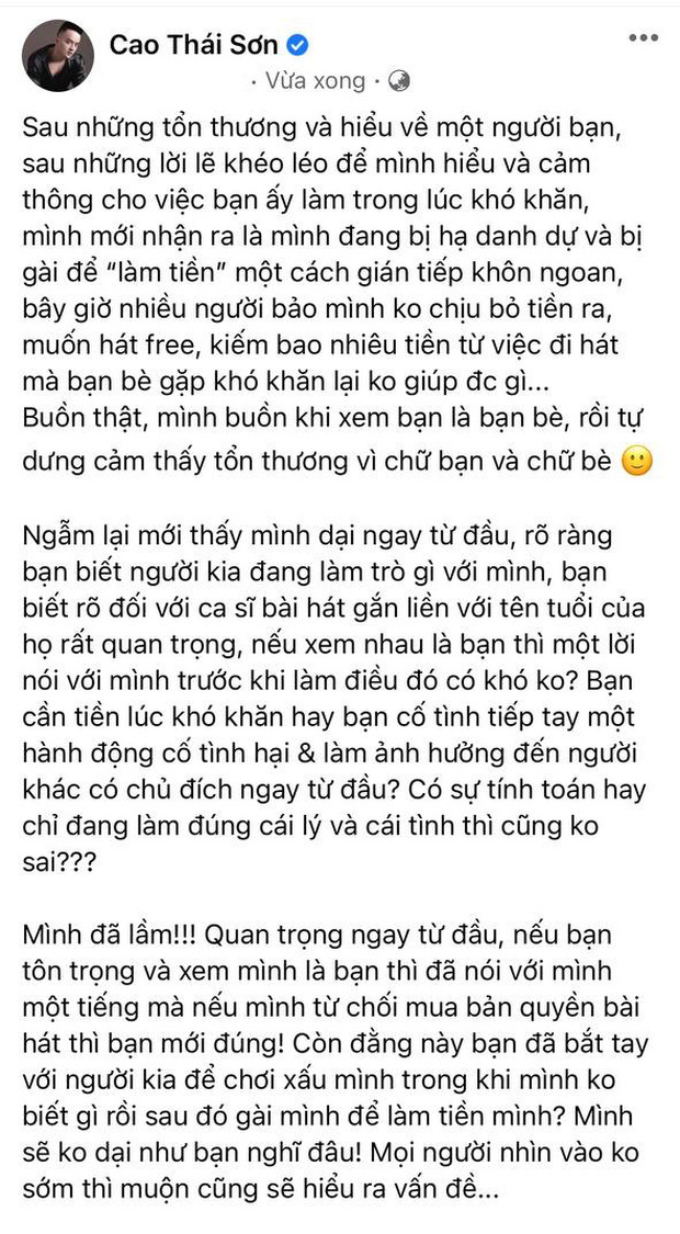 NS Nguyễn Văn Chung nhắn nhủ Nathan Lee: Đừng kiện nữa, Chung phiền rồi! - Ảnh 5.