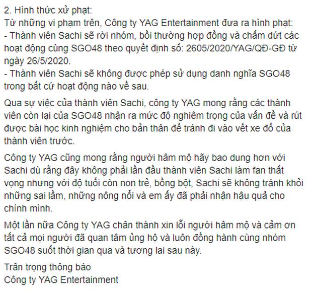 Thành viên nhóm nhạc đông nhất Việt Nam bị đuổi khỏi nhóm vì lý do bất ngờ, sau 1 năm giờ ra sao? - Ảnh 2.