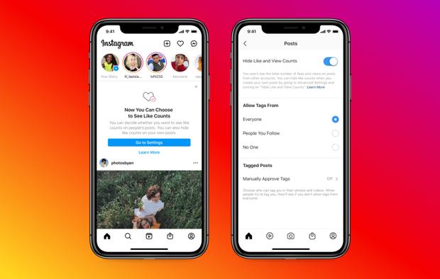 Facebook và Instagram chính thức cho người dùng ẩn số like bài viết, người hân hoan vui mừng, kẻ lại sợ khó lòng bắt Tuesday - Ảnh 1.