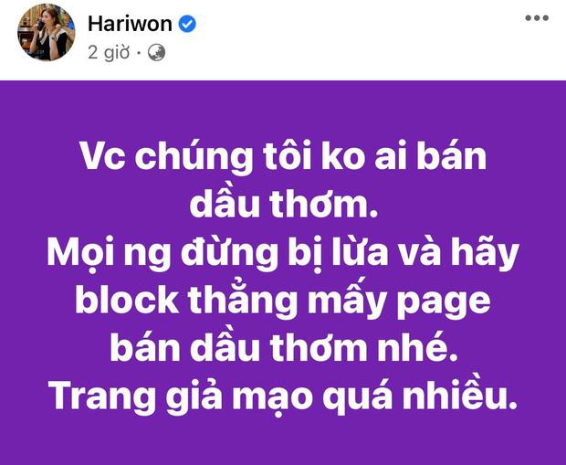 Ồn ào 9,45 tỷ cứu trợ miền Trung của Trấn Thành chưa nguôi, Hari Won bức xúc đăng đàn tố lừa đảo: Chuyện gì đây? - Ảnh 2.