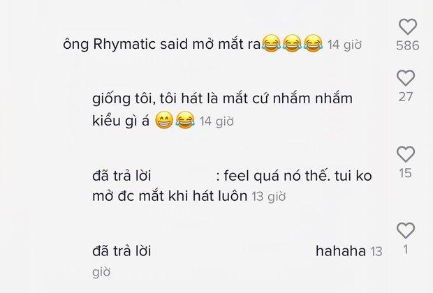 Soobin vừa say vừa hát làm dàn SpaceSpeakers, Rap Việt nghe chăm chú, fan hùa theo Rhymastic trêu: Mở mắt ra anh ơi! - Ảnh 8.