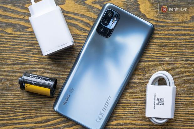 Trên tay bộ đôi Redmi Note 10 5G và Redmi Note 10S của Xiaomi - Ảnh 3.