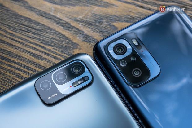 Trên tay bộ đôi Redmi Note 10 5G và Redmi Note 10S của Xiaomi - Ảnh 13.