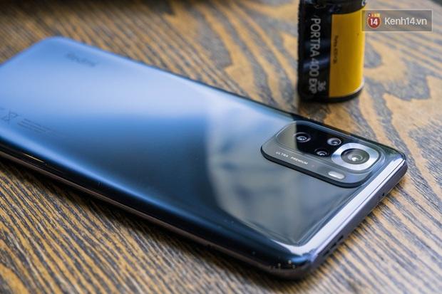 Trên tay bộ đôi Redmi Note 10 5G và Redmi Note 10S của Xiaomi - Ảnh 9.