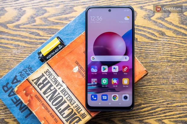 Trên tay bộ đôi Redmi Note 10 5G và Redmi Note 10S của Xiaomi - Ảnh 8.