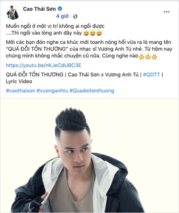 Giữa lúc Cao Thái Sơn trách bị gài bẫy, Nguyễn Văn Chung tung tin nhắn cho ca sĩ hát free và thổ lộ tâm trạng nặng nề - Ảnh 7.
