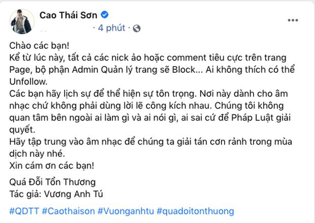 Động thái của Cao Thái Sơn ngay sau khi Nathan Lee tuyên bố khởi kiện - Ảnh 4.