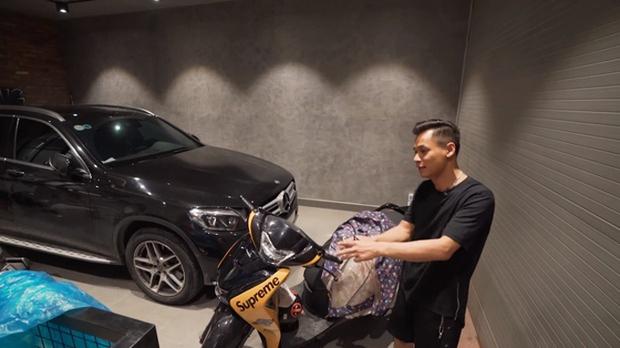 Than thở máy tính hỏng, Độ Mixi vô tình khoe khéo vừa tậu thêm một chiếc Mercedes khiến fan ngỡ ngàng - Ảnh 4.