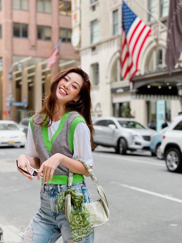 """Khánh Vân mắc kẹt ở Mỹ sau Miss Universe vì Covid-19: Vân sụt cân mất kiểm soát, đường về rất gian nan, thử thách và có lẽ rất lâu"""" - Ảnh 5."""