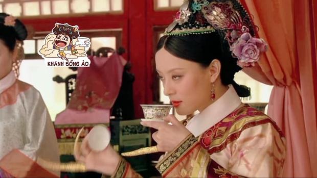 Mừng sinh nhật Chân Hoàn với loạt meme cười rớt hàm: Quên sao được mẹ bầu ôm bụng đi hóng drama! - Ảnh 12.