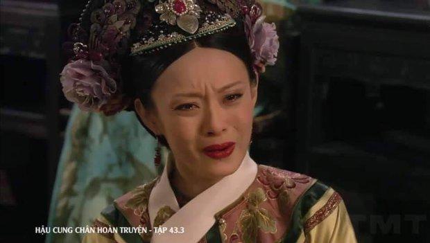 Mừng sinh nhật Chân Hoàn với loạt meme cười rớt hàm: Quên sao được mẹ bầu ôm bụng đi hóng drama! - Ảnh 4.