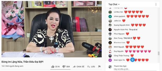Vừa đặt lịch livestream tối 29/5, fanpage chính thức của bà Phương Hằng bỗng dưng bốc hơi giữa đêm - Ảnh 5.