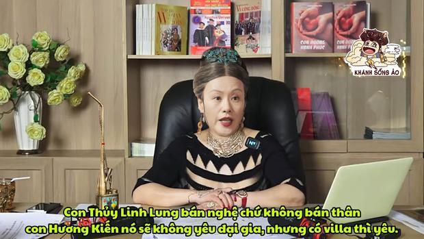 Mừng sinh nhật Chân Hoàn với loạt meme cười rớt hàm: Quên sao được mẹ bầu ôm bụng đi hóng drama! - Ảnh 20.