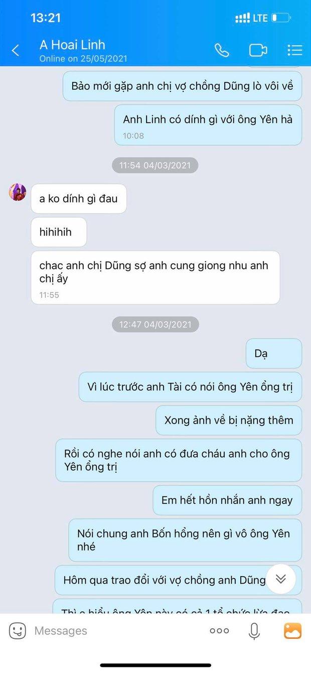 NS Hoài Linh vừa lộ tin nhắn phủ nhận mối quan hệ với Võ Hoàng Yên, netizen liền soi ra bằng chứng phản bác - Ảnh 4.