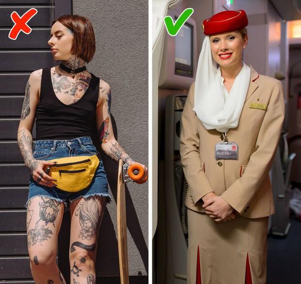 16 điều bình thường nhưng các tiếp viên tuyệt nhiên không được phép làm trên máy bay nếu không muốn bị sa thải, mất việc - Ảnh 9.