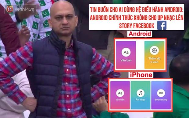 Nhiều dòng điện thoại Android gặp lỗi không thể up story kèm nhạc, nhưng iPhone thì vẫn ổn định! - Ảnh 2.