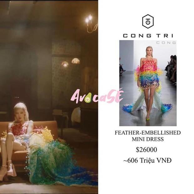BXH váy áo trong MV đắt nhất của các nữ idol: Sáng tạo của NTK Công Trí dẫn đầu, vượt mặt đầm của mỹ nhân TWICE! - Ảnh 1.