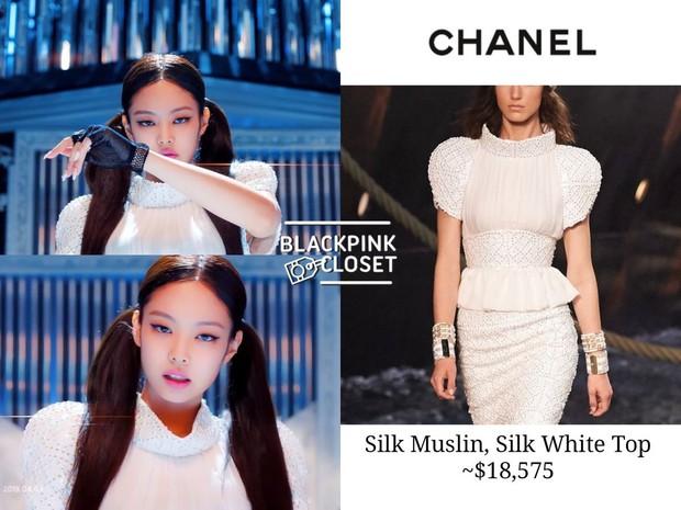 BXH váy áo trong MV đắt nhất của các nữ idol: Sáng tạo của NTK Công Trí dẫn đầu, vượt mặt đầm của mỹ nhân TWICE! - Ảnh 5.